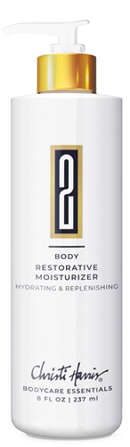 "<br><span style=""font-family: Arial; font-size: 10pt;"">NEW! Body Restorative Moisturizer Hydrating & Replenishing</span><br>"